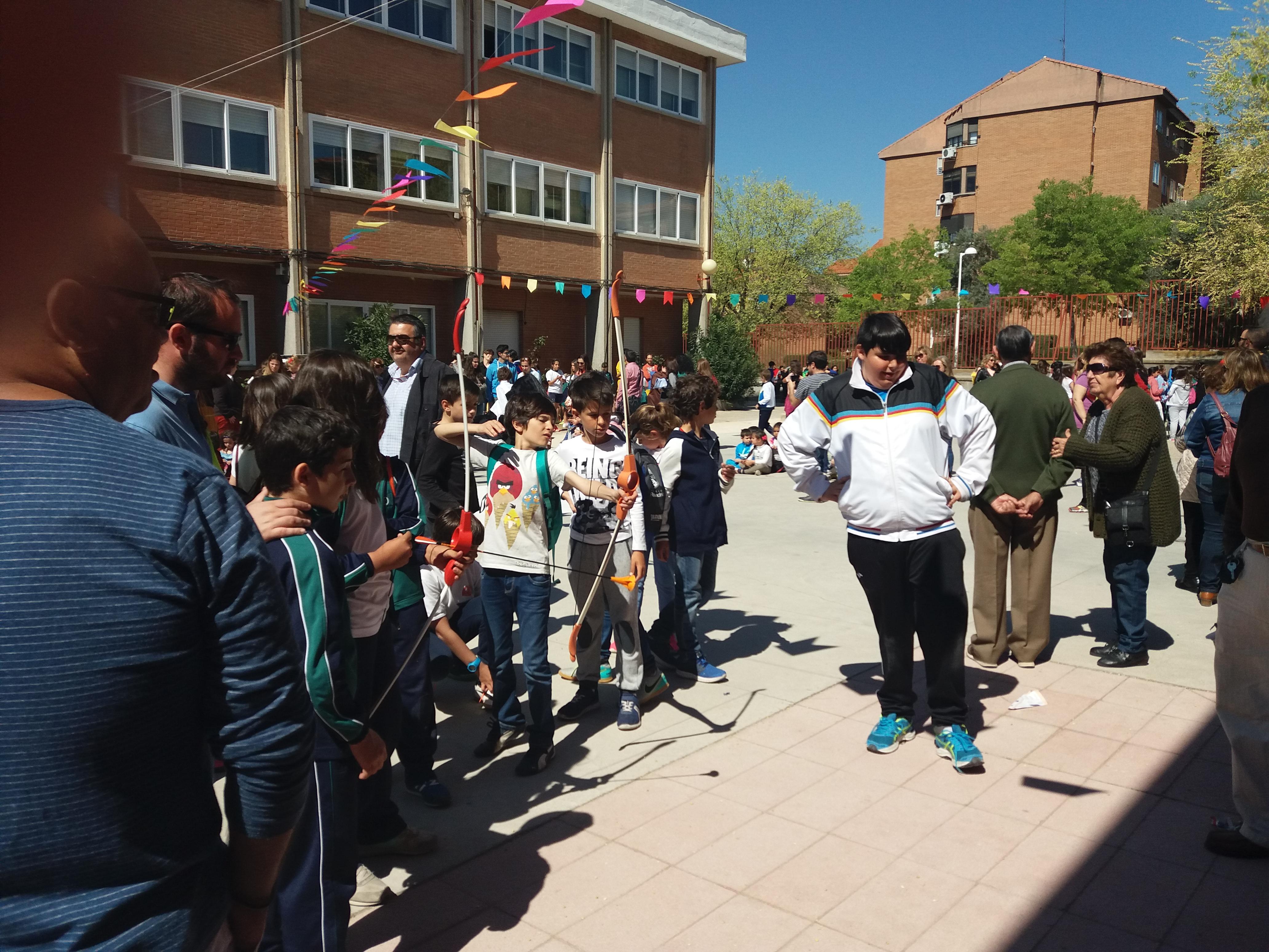 Semana Cultural 2017 Visita Al Mercadillo Medieval Del C E I P Garcilaso De La Vega Ceip Ciudad De Nara Toledo
